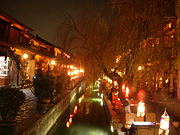 Lijiang in lights
