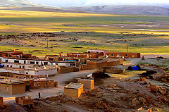 Around Manasarovar,Purang, Tibet