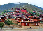 Dege Tibetan Villages