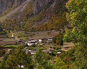 Upper Yubeng Village